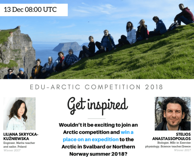 Arctic Competition 2018